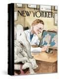 The New Yorker Cover - May 25  2009