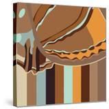 Chocolate Neapolitan Stripes