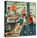 """""""Doughnuts for Loose Change""""  March 29  1958"""
