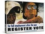 WWII: Employment Poster