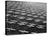 Hundreds of B-29 Flying Fortresses Await Scrap Heap