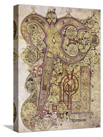book-of-kells-christ-page
