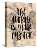 The World is Your Oyster 2