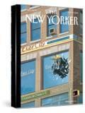 Exercity - The New Yorker Cover  September 9  2013