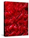 Bubbly Red Texture