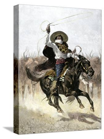california-vaquero-galloping-to-lasso-a-steer-c-1800
