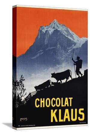 carl-moos-chocolat-klaus-poster