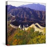 Great Wall Of China Autumn