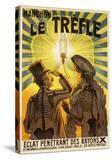 Manchon Le Trefle Poster