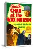 Charlie Chan at the Wax Museum  Sidney Toler  Joan Valerie  Marc Lawrence  1940