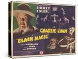 Charlie Chan in Black Magic  1944