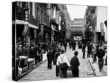 Chinatown on a Sunday: Pell Street  New York