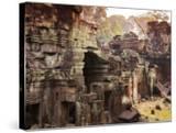 Temple Ruin at Preah Khan