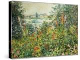 Flowering Meadow  Vetheuil  1880