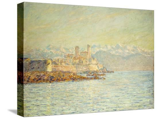 claude-monet-the-old-fort-at-antibes-1888
