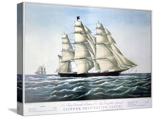 clipper-ship-flying-cloud-1851-1907