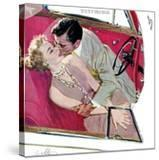 """Second Class Marriage  - Saturday Evening Post """"Leading Ladies""""  July 23  1955 pg23"""