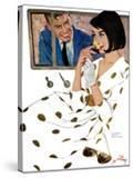 "The Golden Rose - Saturday Evening Post ""Leading Ladies""  October 24  1959 pg23"