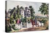 American Country Life  May Morning  1855