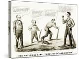 Presidential Campaign  1860