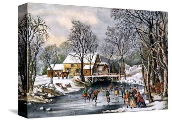 currier-ives-winter-pastime-1870