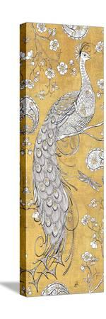 daphne-brissonnet-color-my-world-ornate-peacock-ii-gold