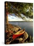 Cedar Canvas Canoe  Canada