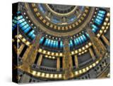 Detail of Interior of Capitol Rotunda