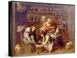 The Podiatrist Or Foot Surgeon