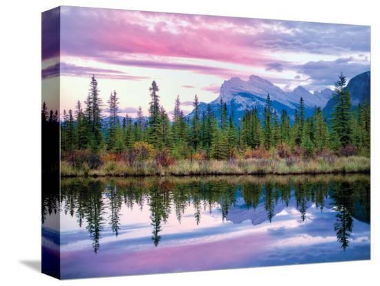 dennis-frates-purple-sky-treeline