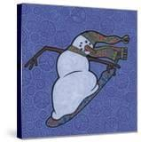 Snowman Snowboarder 2