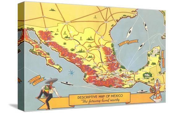 descriptive-map-of-mexico
