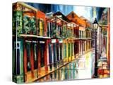 French Quarter Rain
