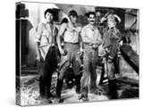 Duck Soup  Chico Marx  Zeppo Marx  Groucho Marx  Harpo  1933