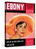 Ebony April 1966 cover  Lena Horne