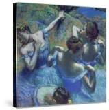 Blue Dancers  circa 1899