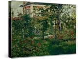 The Bellevue Garden  1880