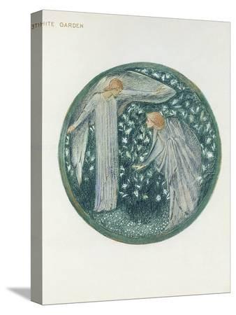 edward-burne-jones-the-flower-book-xxxiv-white-garden-1905