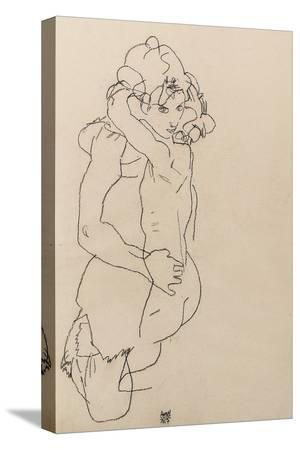 egon-schiele-mother-and-child-1917