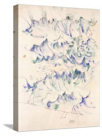 egon-schiele-waves-wellen-egon-schiele-gouache-and-pencil-on-buff-paper-1912