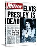 Elvis Presley is Dead
