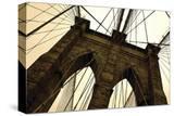 Brooklyn Bridge II (sepia)