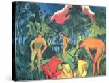 Nudes in the Sun  Moritzburg