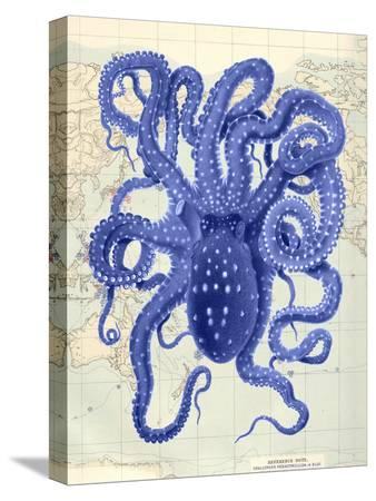fab-funky-blue-octopus-2-on-nautical-map