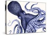 Landscape Blue Octopus