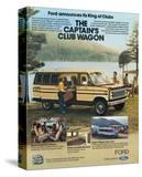 Ford 1979 Captain's Club Wagon