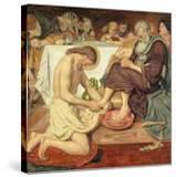 Jesus Washing Peter's Feet  1876