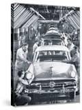 Ford Motor Company Assembly Line  C1955