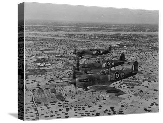 formation-of-spitfires-over-north-africa-circa-1943