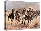 Dismounted: The 4th Troopers Moving